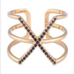 :: Stella & Dot Pave Sphinx Ring ::